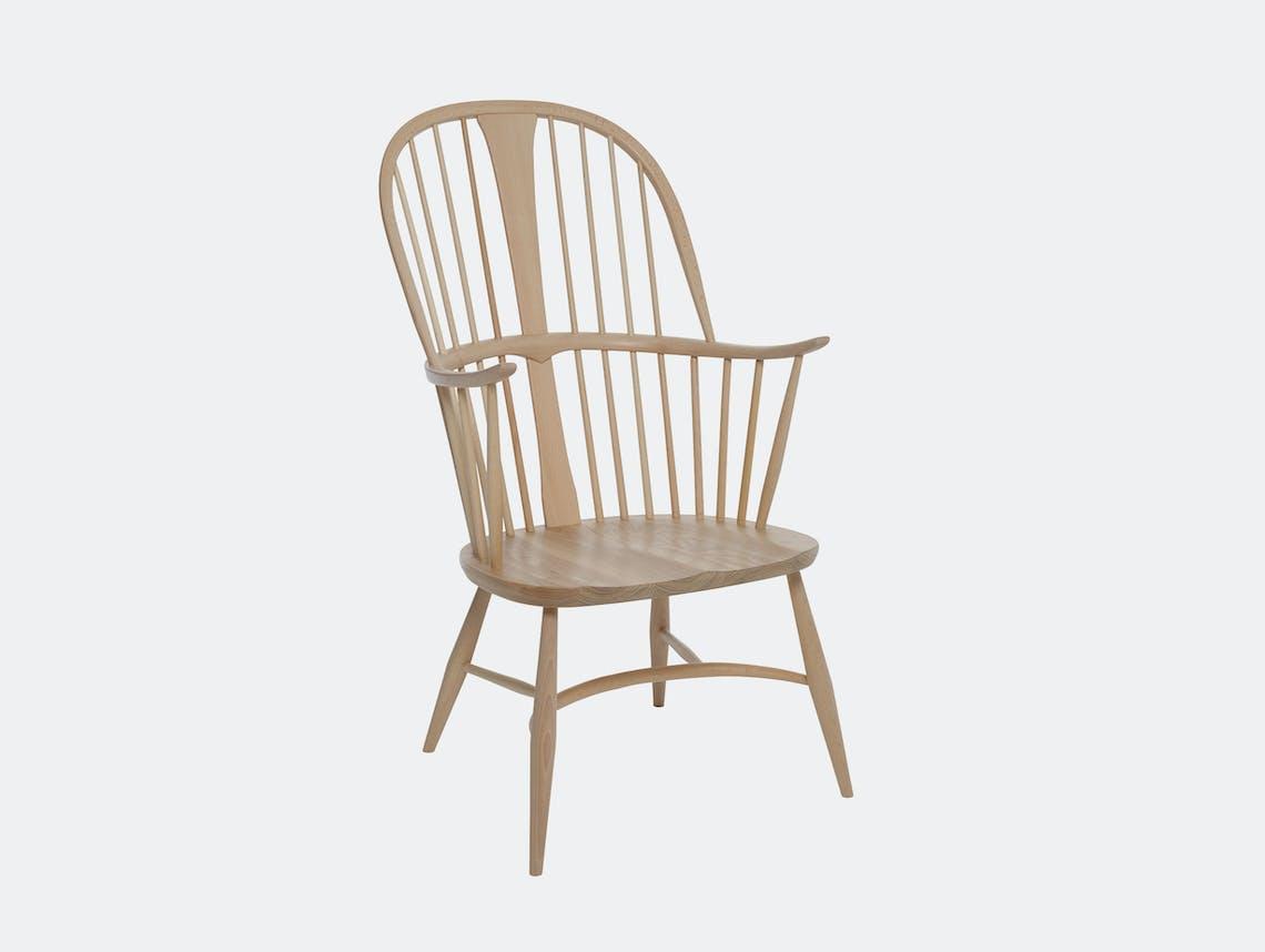 Ercol Originals Chairmakers Chair Lucian Ercolani