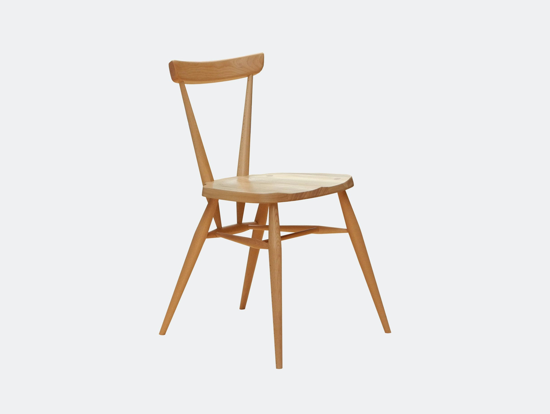 Ercol Originals Stacking Chair Lucian Ercolani