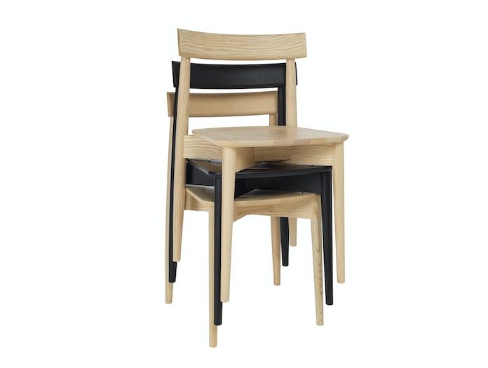 Ercol Lara Chair 3 Stacked