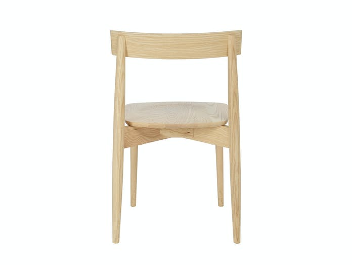Ercol Lara Chair Ash Back