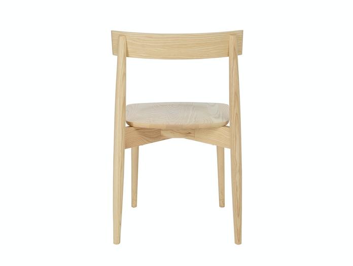 Ercol Lara Chair Ash Back