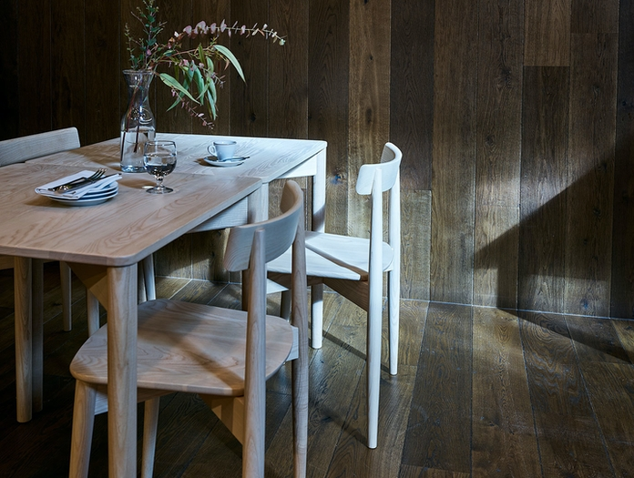 Ercol Lara Chairs Luca Tables 2