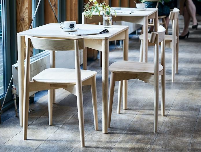Ercol Lara Chairs Luca Tables 3