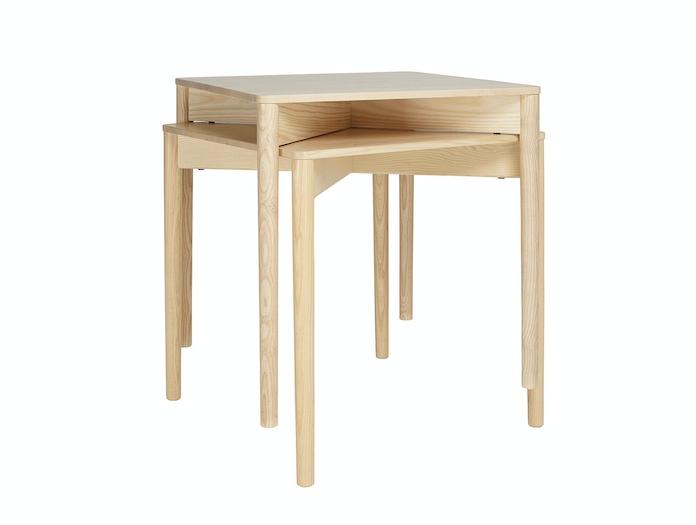 Ercol Luca Table Ash Stackable