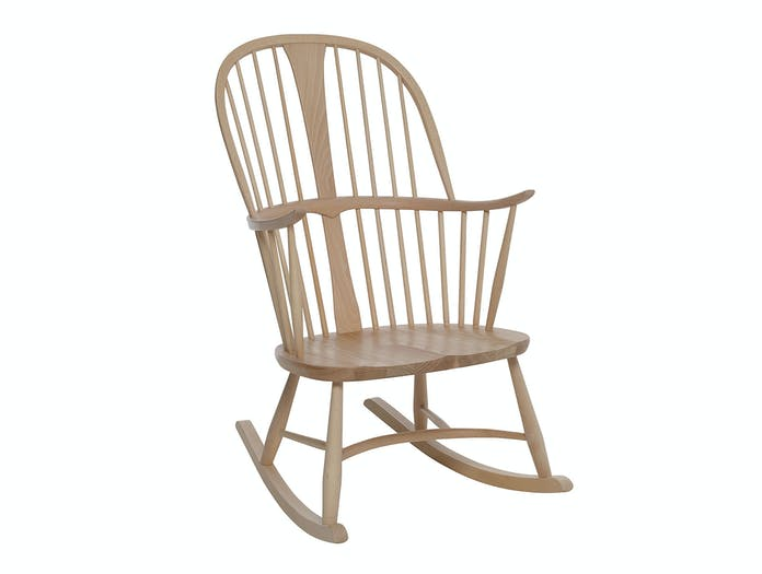 Ercol Originals Chairmakers Chair Rocking Lucian Ercolani