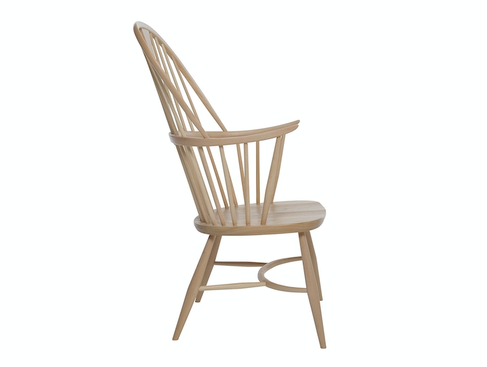 Ercol Originals Chairmakers Chair Side Lucian Ercolani