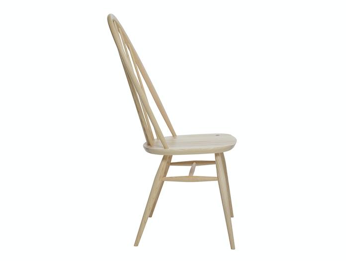 Ercol Windsor Quaker Chair Side Lucian Ercolani