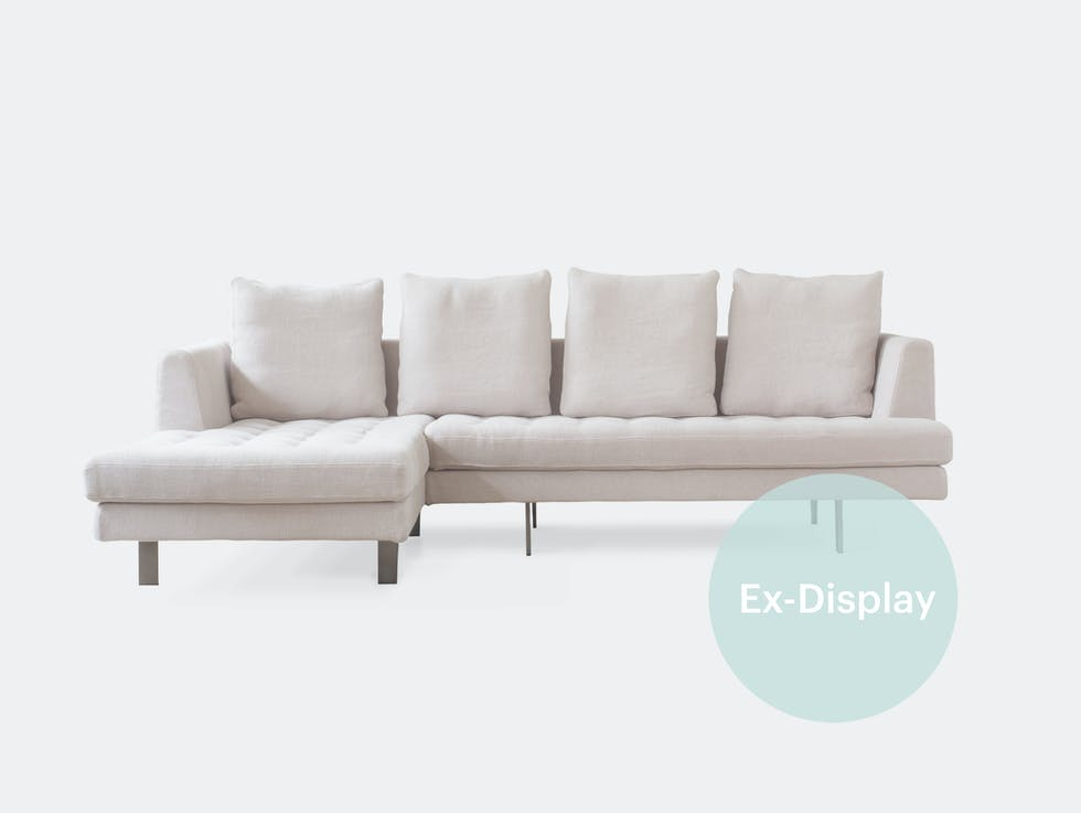 Edward Sectional Sofa / 55% off at £3568 image