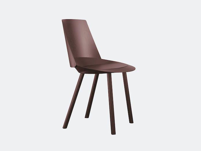 E15 houdini chair chocolate brown ct