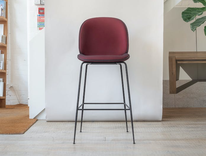 Gubi beetle stool ex display 1