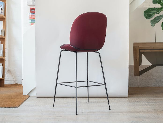 Gubi beetle stool ex display 2