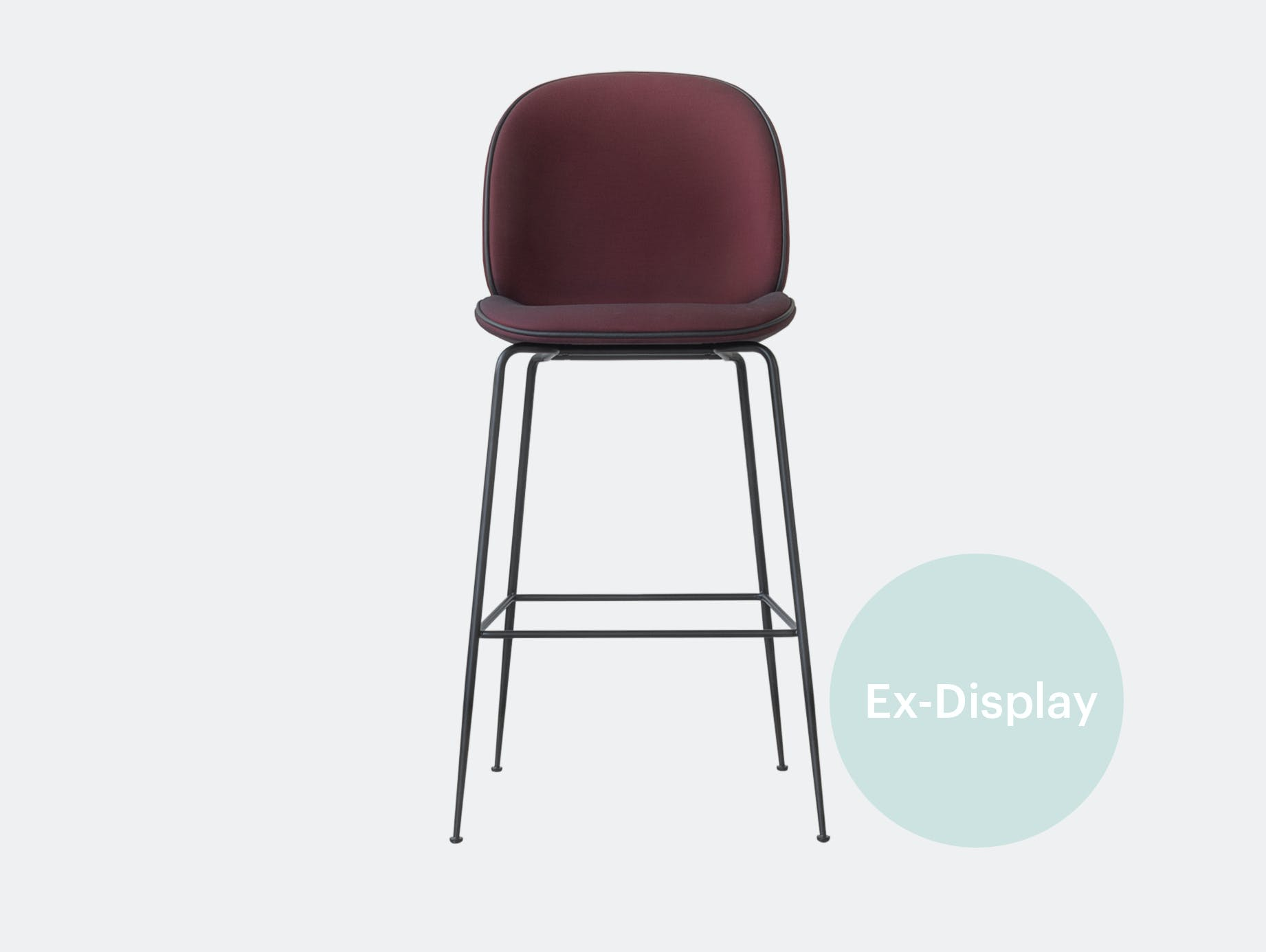Gubi bettle stool ex display
