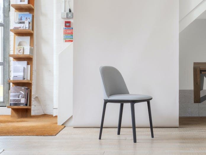 Vitra softshell side chair ls 1