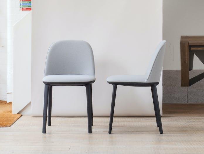Vitra softshell side chair ls 2