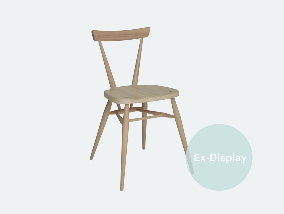 Xdp ercol original stacking chair