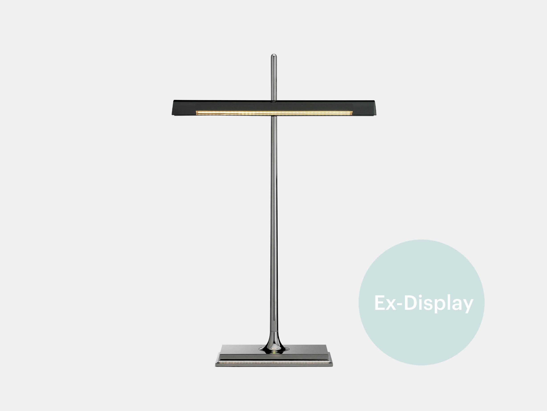 Xdp flos goldman table lamp ct blk