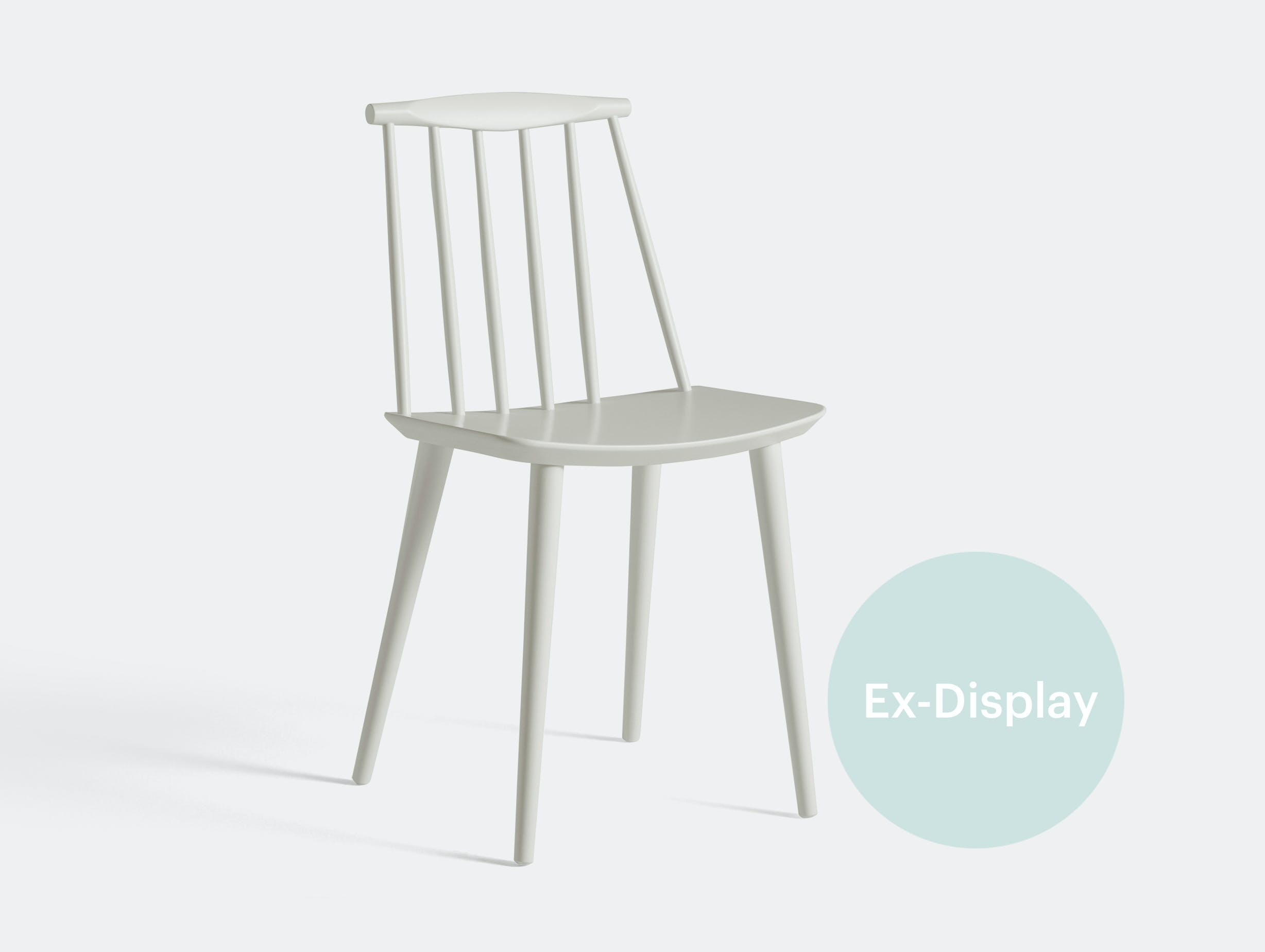 Xdp hay j77 white lacquered beech