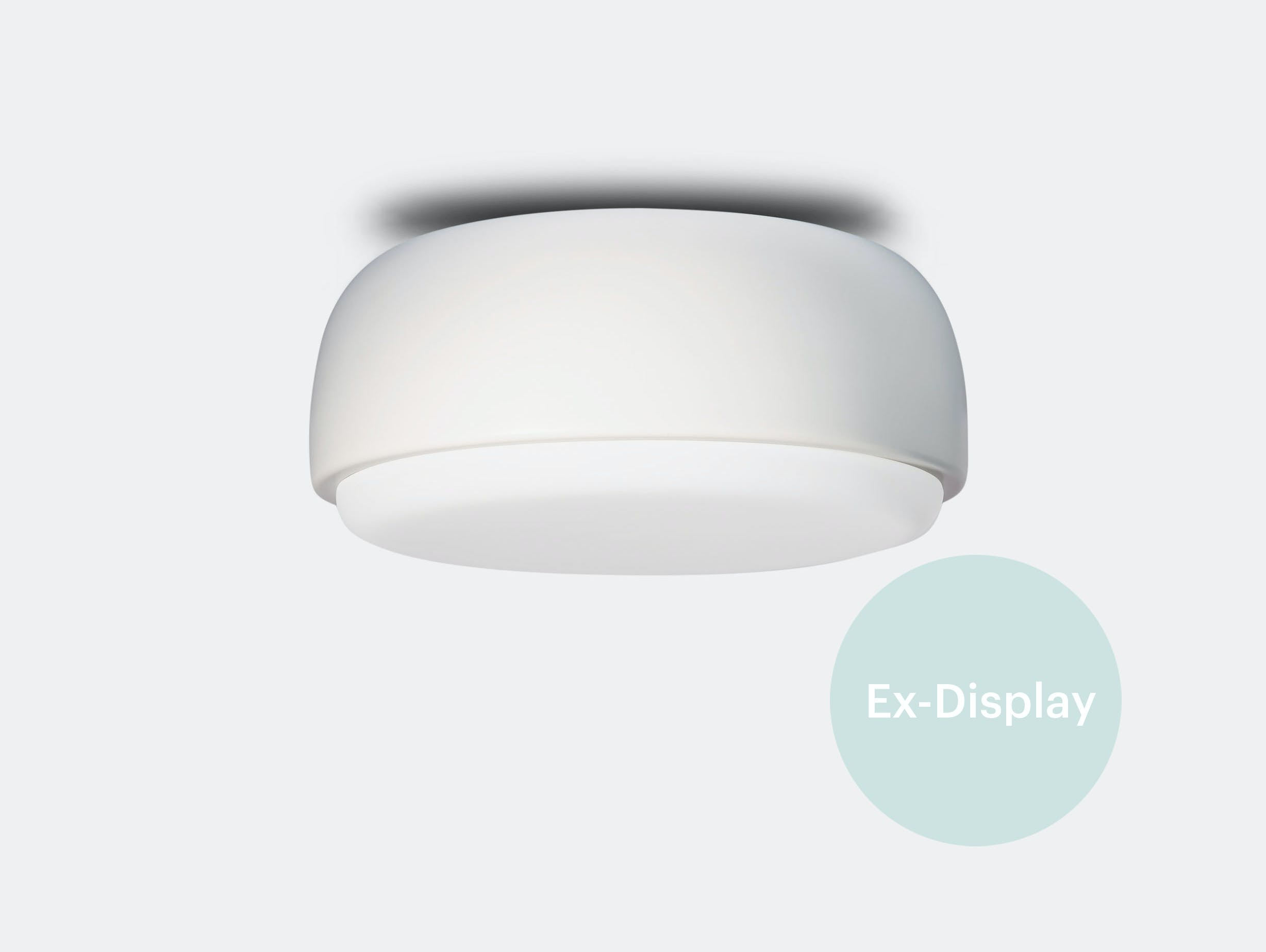 Xdp northern over me wall lamp 30 dk grey