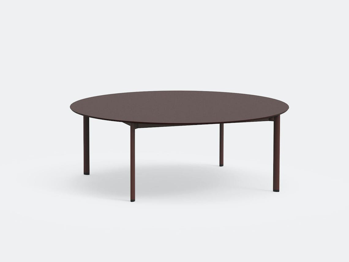 Expormim bare coffee table round