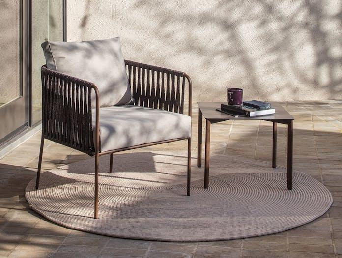 Expormim furniture outdoor nido armchair javier pastor 02
