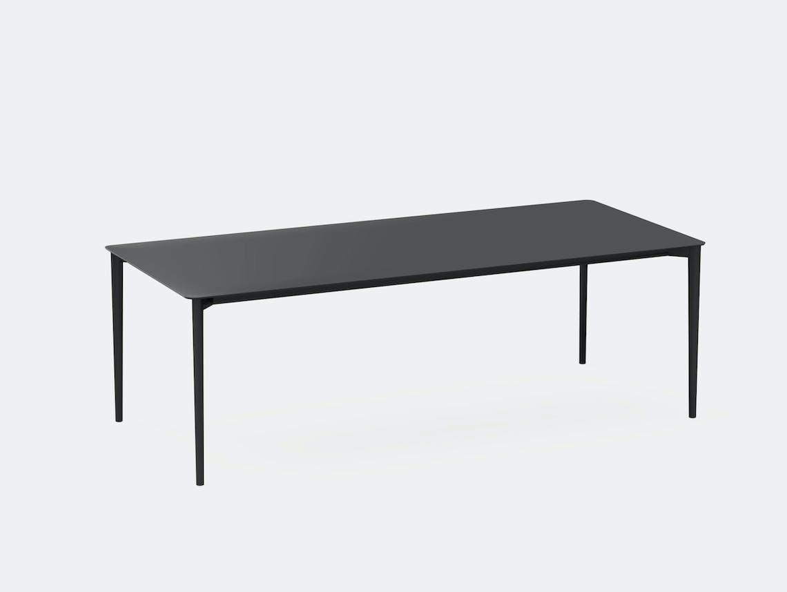 Expormim nude rectangular dining table C134