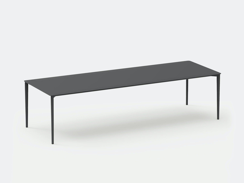 Expormim nude rectangular dining table C135