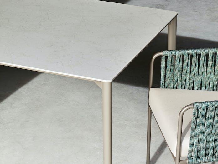 Expormim nude rectangular dining table story 3