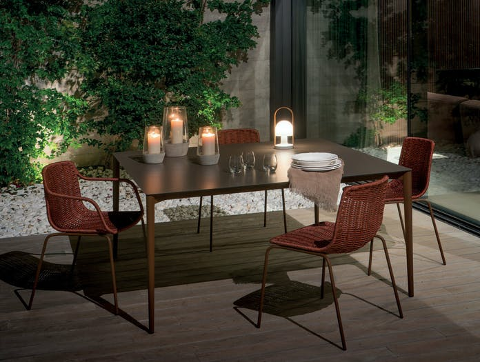 Expormim nude square dining table story 1