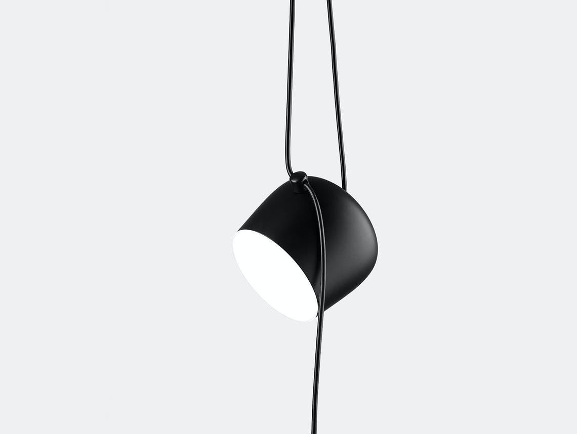 Flos Aim Small Pendant Light Single Detail Ronan Erwan Bouroullec