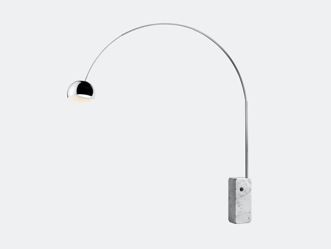 Flos Arco Floor Lamp Achille And Pier Giacomo Castiglioni