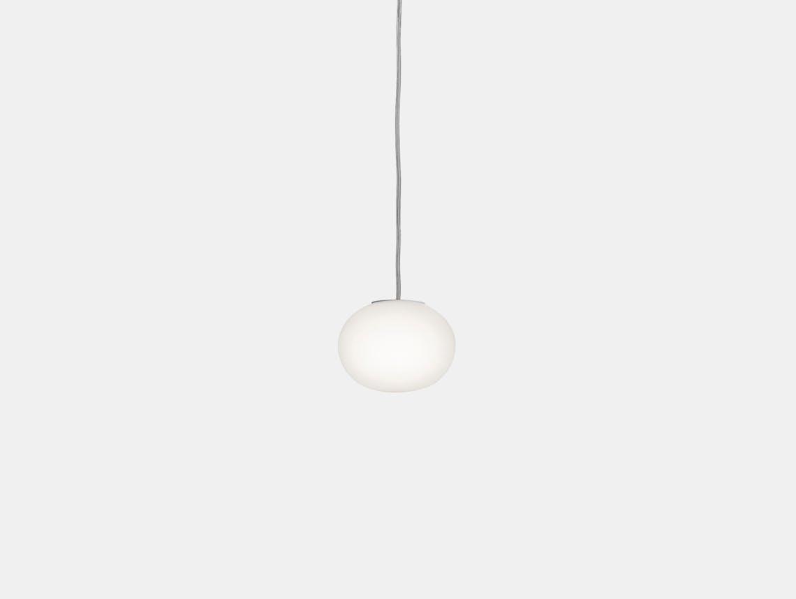 Flos Glo Ball Mini Suspension Light Jasper Morrison