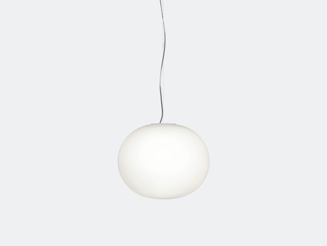 Flos Glo Ball Suspension Light S1 Jasper Morrison