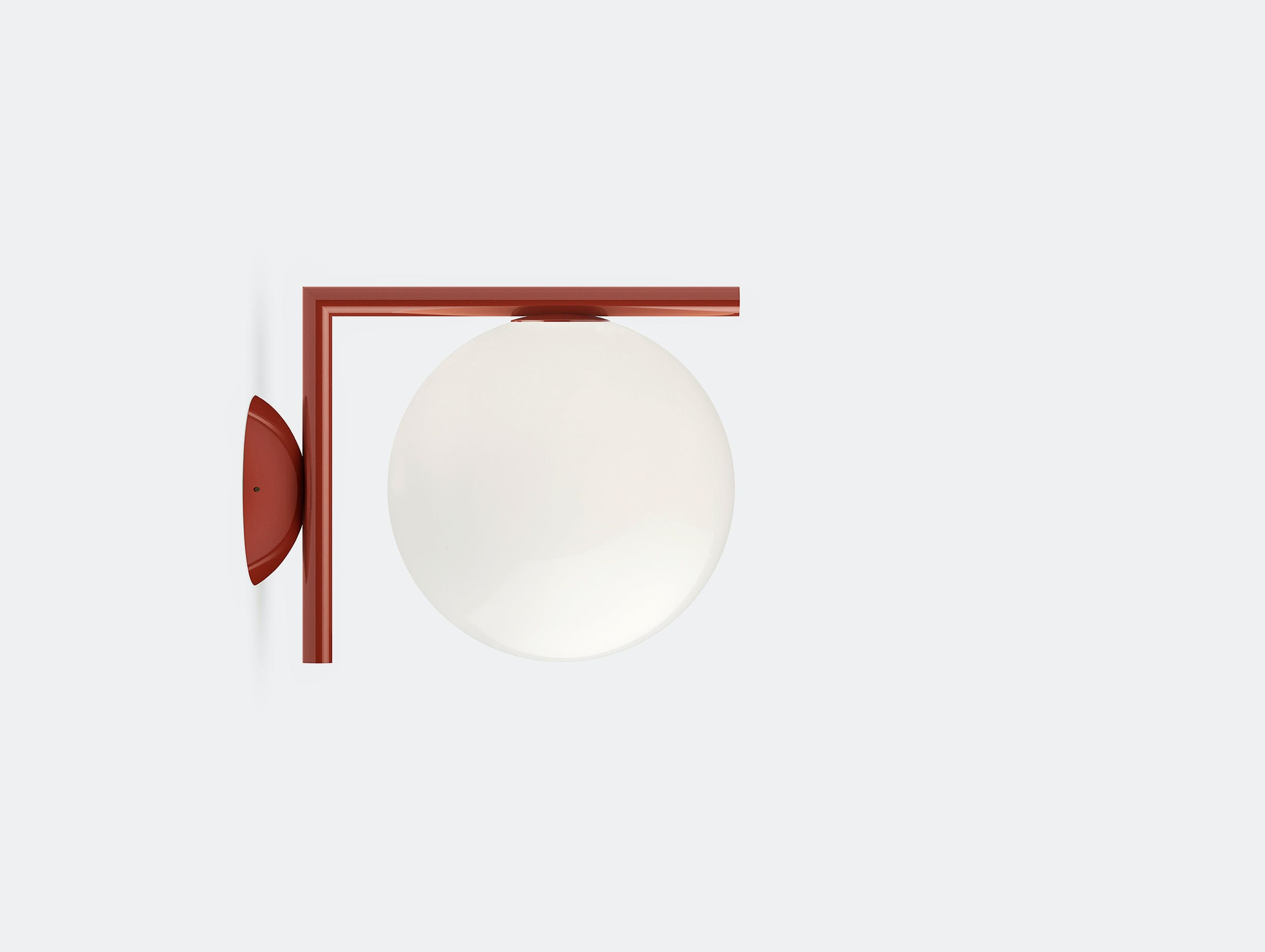 Flos IC CW1 light red anastassiades