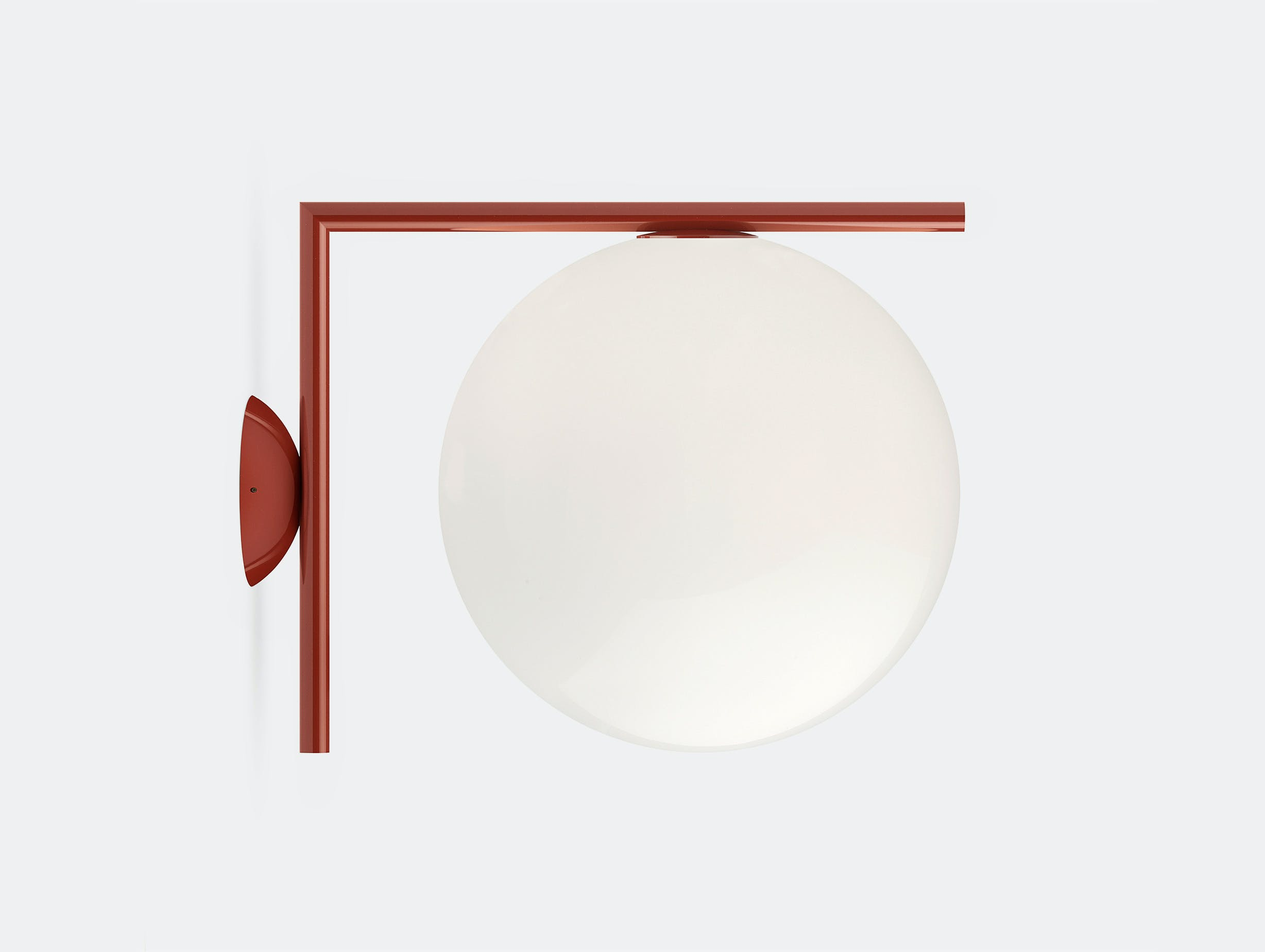 Flos IC CW2 light red anastassiades