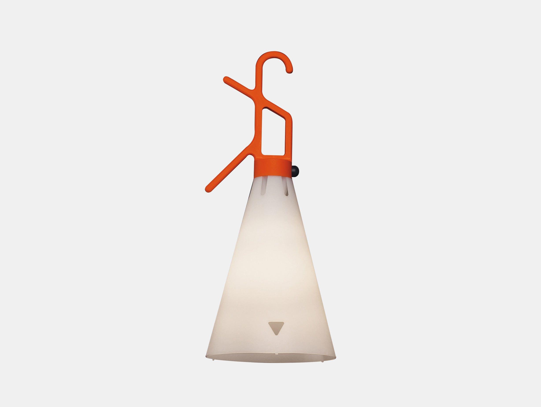 Flos Mayday Lamp Orange Konstantin Grcic
