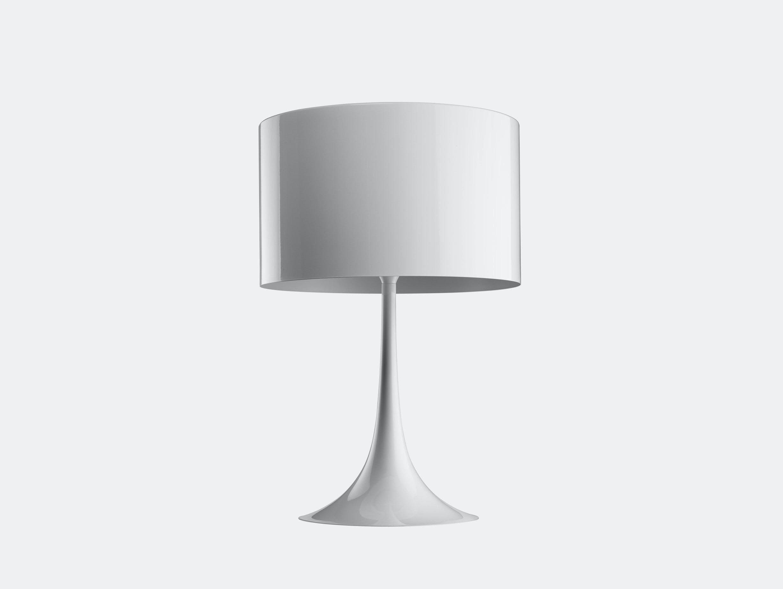 Flos Spun Table Light White Sebastian Wrong