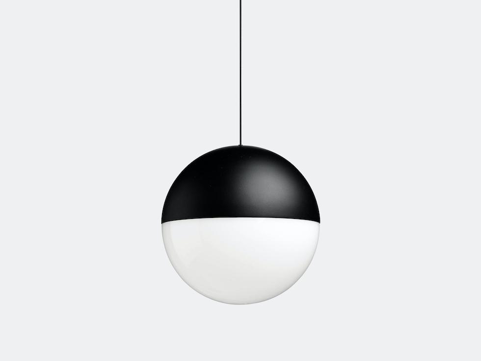 String Light Sphere image