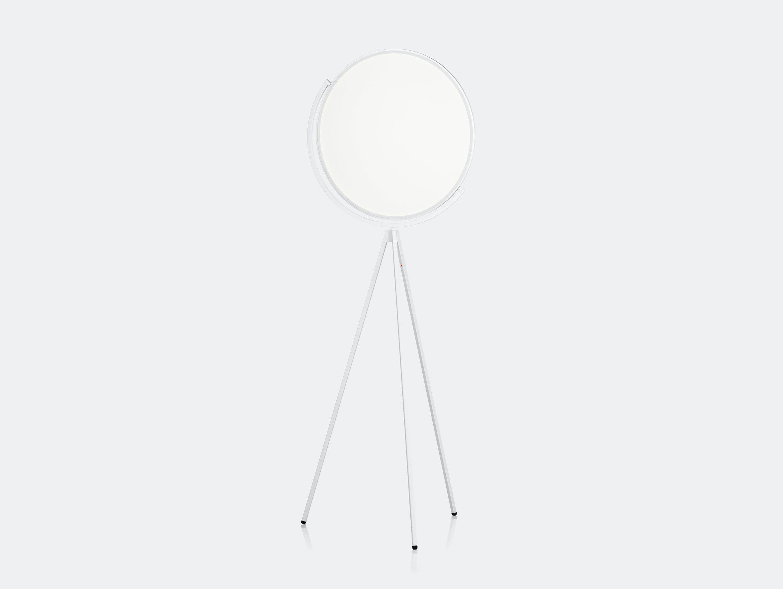 Flos Superloon Floor Light White Jasper Morrison