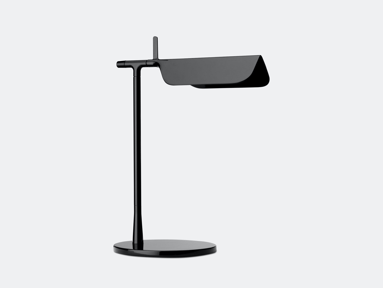 Flos Tab T Led Desk Lamp Black Ed Barber Jay Osgerby