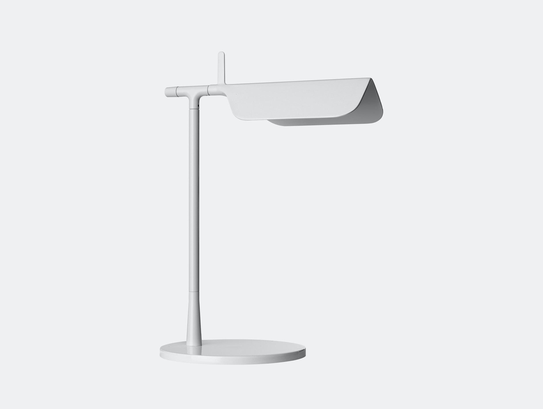 Flos Tab T Led Desk Lamp White Ed Barber Jay Osgerby