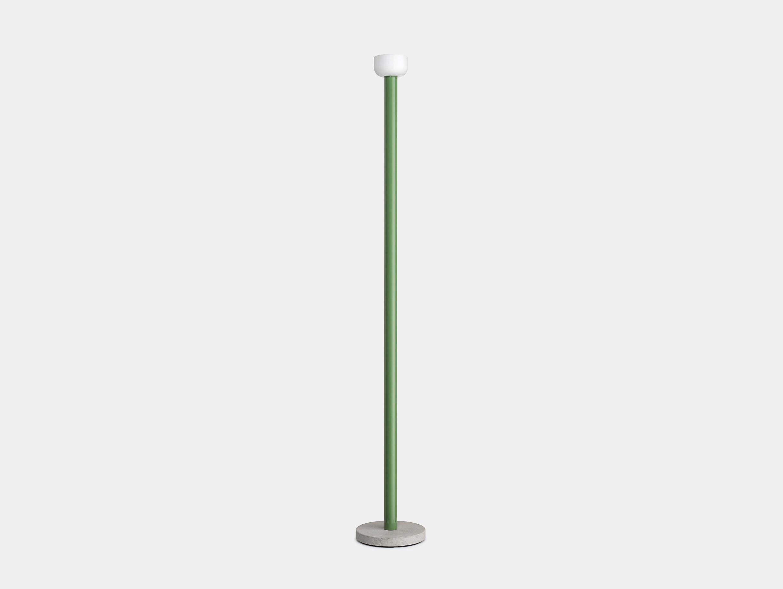 Flos bellhop floor light green