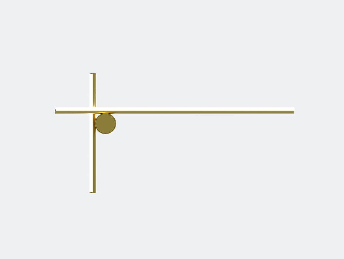 Flos coordinates wall light w2