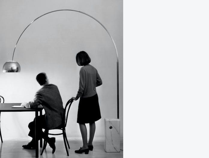 Flos Arco Floor Lamp Achille Pier Giacomo Castiglioni 1