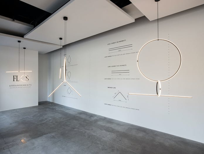Flos Arrangements Pendant Lights Michael Anastassiades