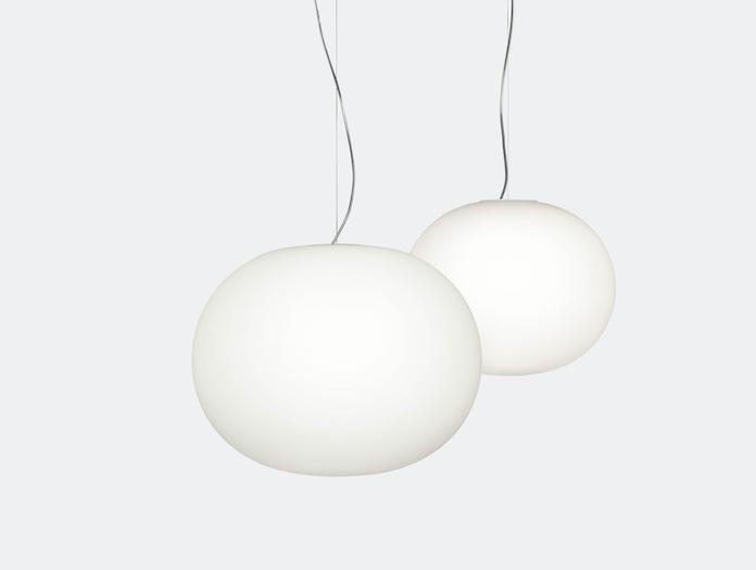 Flos Glo Ball Suspension Light S1 S2 Jasper Morrison