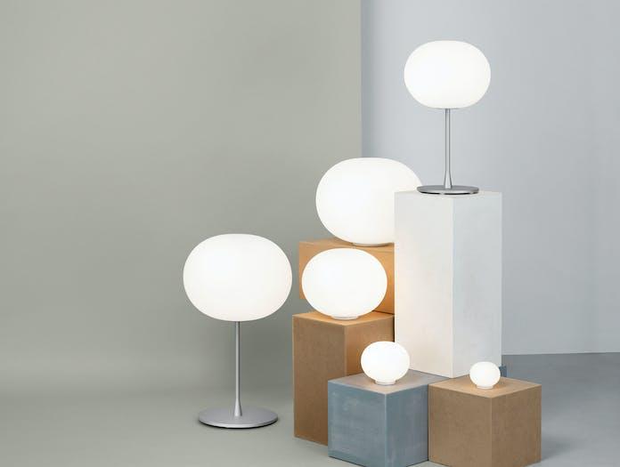 Flos Glo Ball Suspension Light Collection Jasper Morrison