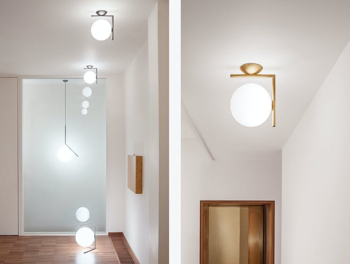 Flos Ic Ceiling Lights Michael Anastassiades