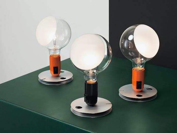 Flos Lampadina Table Lights Achille Castiglioni