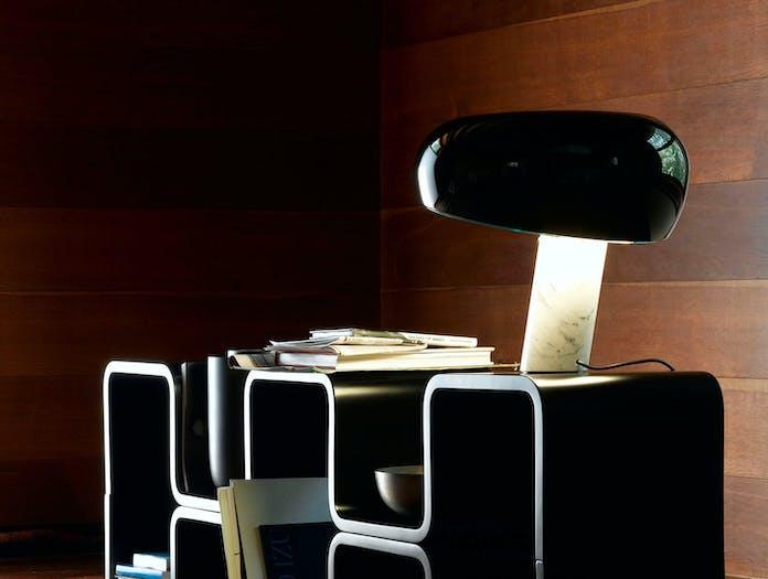 Flos Snoopy Table Light 3 Achille Pier Giacomo Castiglioni