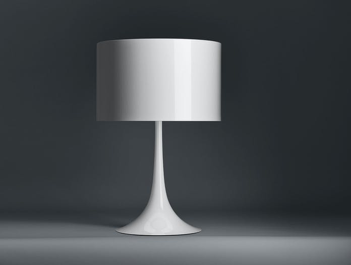 Flos Spun Table Light White 2 Sebastian Wrong